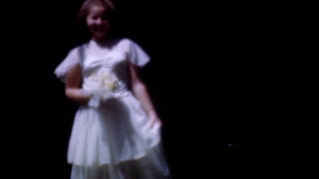 birthday dress 1940's - 1900 stock videos & royalty-free footage