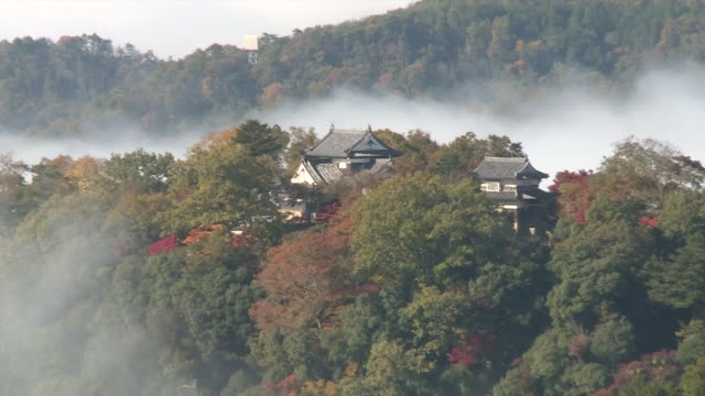 "Bitchu Matsuyama Castle, a.k.a. ""The Castle in the Sky."""
