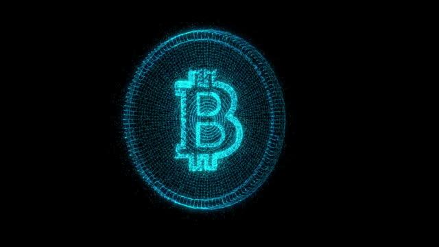 Bitcoin cryptocurrency futuristic innovation digital