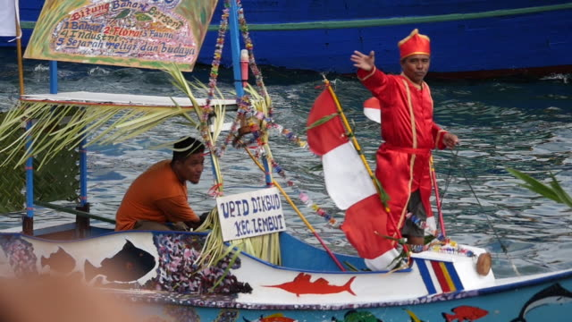 bitung festival, sulawesi. - commercial event stock videos & royalty-free footage