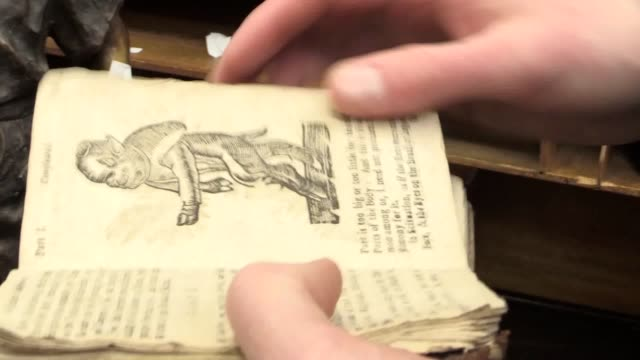 A bizarre Georgian sex manual is being auctioned by Hanson's in Derbyshire next month The strange tome carries all kinds of weird and wonderful...