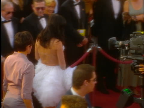 Bjork at the Academy Awards 2001 at Shrine Los Angeles in Los Angeles CA