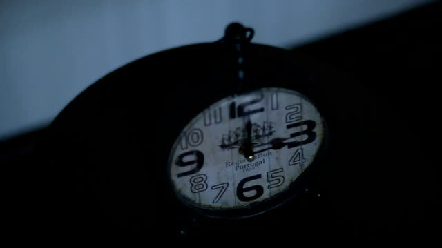 black alarm clock - timer stock videos and b-roll footage