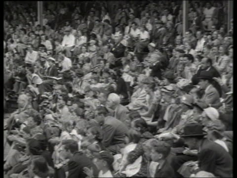 black and white audience clapping at circus / no audio - circus stock videos & royalty-free footage