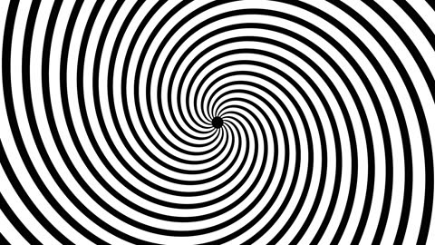 black and white vortex - illusion stock videos & royalty-free footage