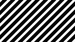 Black and white zebra stripes moving in seamless loop. Abstract background and wallpaper. 4k footage motion video