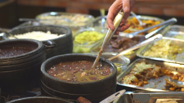 black bean - hearth oven stock videos & royalty-free footage