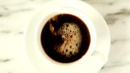 Black Coffee Pour