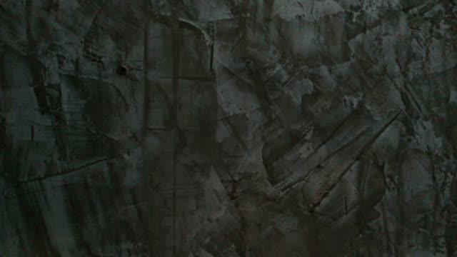 Schwarzen schmutzigen Wand Hintergrund