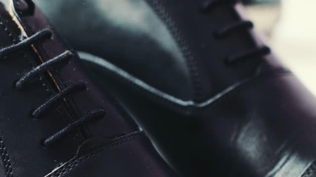 Schwarzen Elegand Schuhe