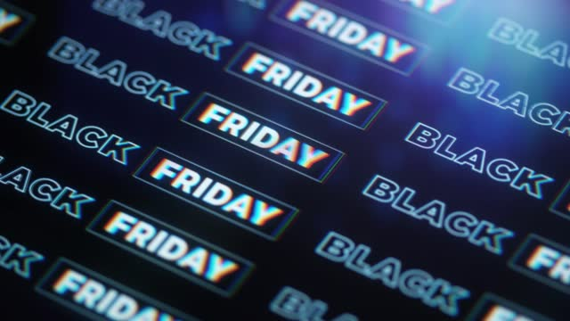 black friday background pattern - black friday stock videos & royalty-free footage