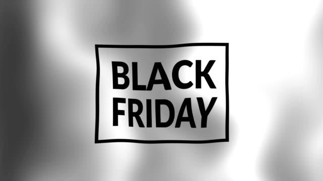 Black Friday flag