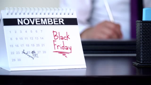 black friday - special day - black friday stock videos & royalty-free footage