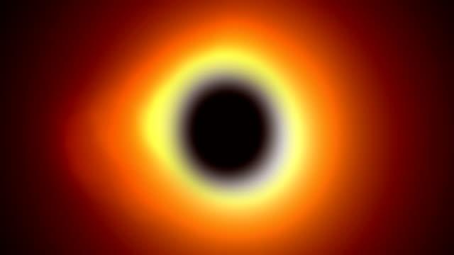 Black Hole Animation