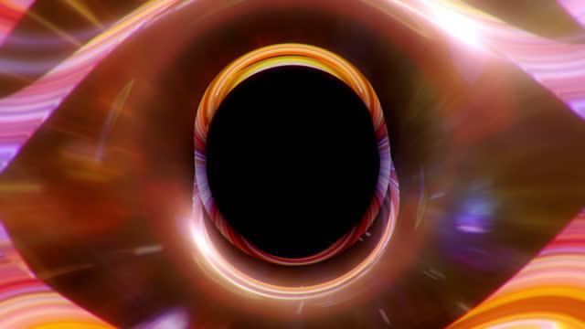 black hole - digital animation stock videos & royalty-free footage