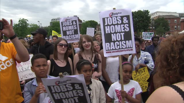 black lives matter is a rights movement surrounding antiblack racism in society which has been mostly active in america but over the past summer it's... - social movement stock videos and b-roll footage