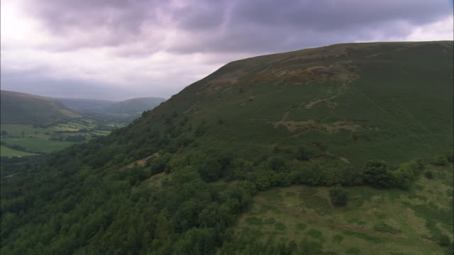 black mountains - powys stock videos & royalty-free footage