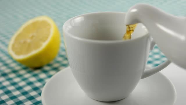 black tea - black tea stock videos & royalty-free footage