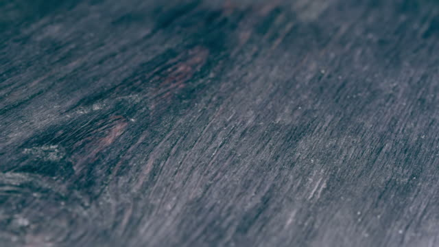 Black textured wood background
