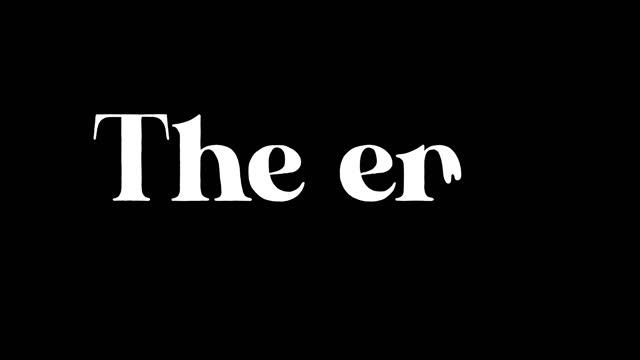 the end black - 1960 stock videos & royalty-free footage
