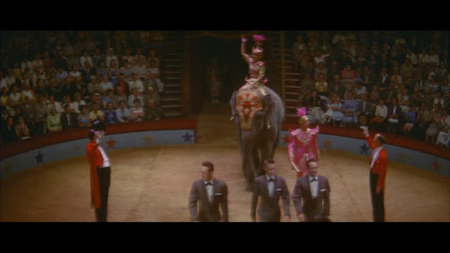 1960 - blackpool - circus - circus stock videos & royalty-free footage