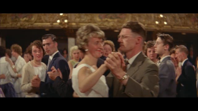 1960 - blackpool tower ballroom - blackpool stock videos & royalty-free footage
