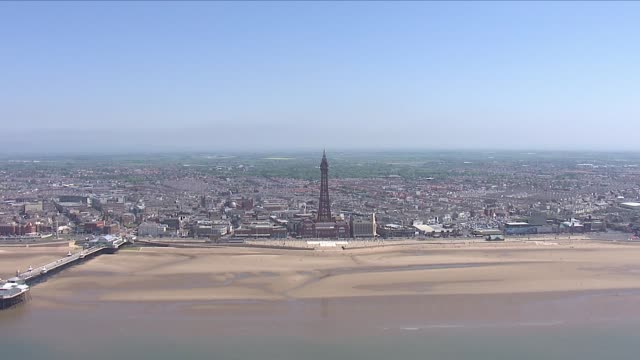 blackpool - blackpool stock-videos und b-roll-filmmaterial