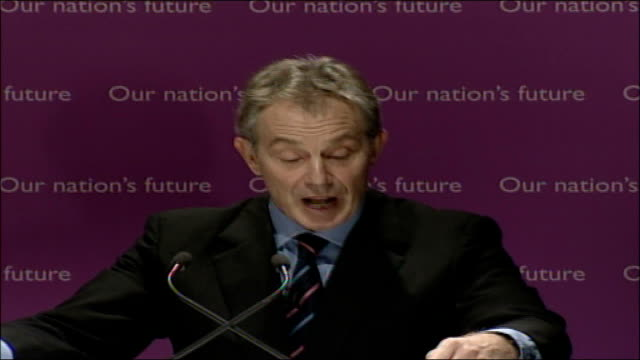 blair speech on multiculturalism and integration full transcript in fact if anything the uk is better placed than most to conduct the debate sensibly... - multiculturalism stock videos & royalty-free footage
