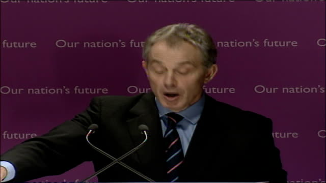blair speech on multiculturalism and integration; full transcript; one of the most common concerns that has been raised with me, when meeting women... - equal opportunities stock videos & royalty-free footage