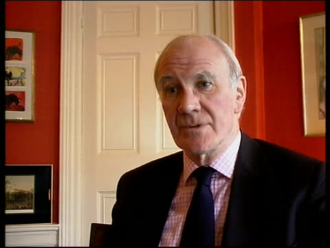 vídeos y material grabado en eventos de stock de blair under pressure to call off may elections itn london menzies campbell mp interview sot the government's bowed to the inevitable as public... - buckinghamshire