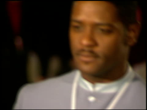 vidéos et rushes de blair underwood at the naacp 28th annual image awards on february 8 1997 - blair underwood