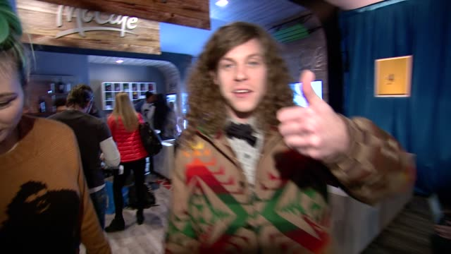 Blake Anderson at McDonald's McCafe Presents The Village At The Lift 2015 Day 3 on January 25 2015 in Park City Utah