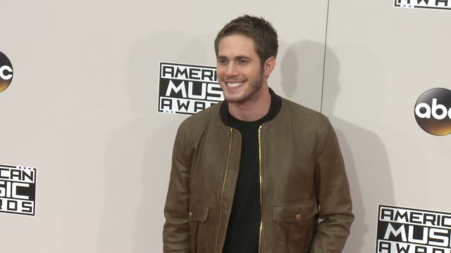 blake jenner at 2016 american music awards at microsoft theater on november 20 2016 in los angeles california - american music awards stock videos and b-roll footage