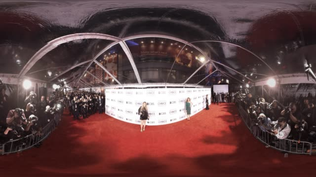 blake lively at 2016 people's choice awards 360 - monoscopic image stock videos & royalty-free footage