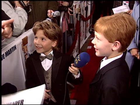 blake woodruff at the 'cheaper by the dozen' premiere at grauman's chinese theatre in hollywood california on december 14 2003 - dozen stock videos & royalty-free footage
