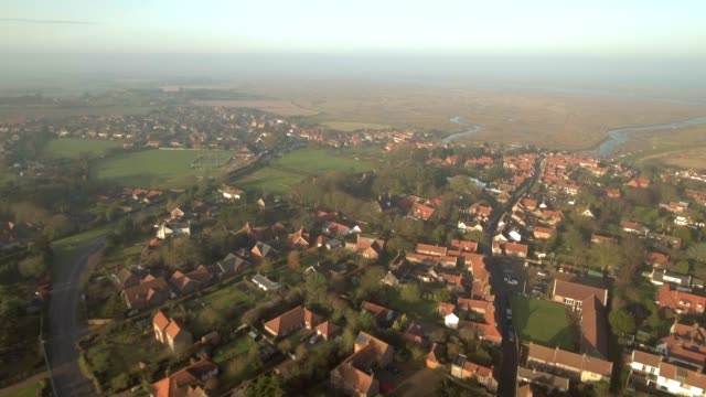 blakeney, norfolk, england, united kingdom, europe - town stock videos & royalty-free footage