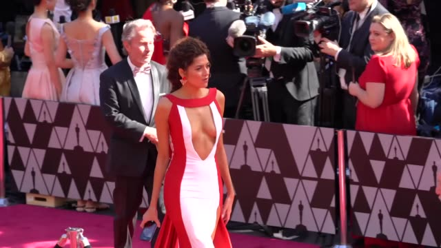 Blanca Blanco at 90th Academy Awards Arrivals Alternative Views at Dolby Theatre on March 04 2018 in Hollywood California