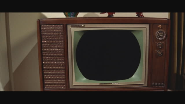 cu blank television screen - styles stock videos & royalty-free footage