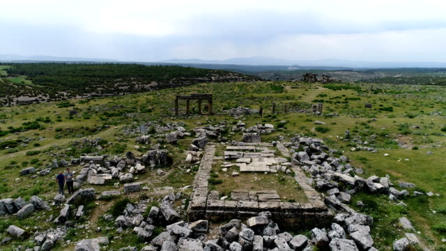 Blaundus Antique City - 1 (4K)