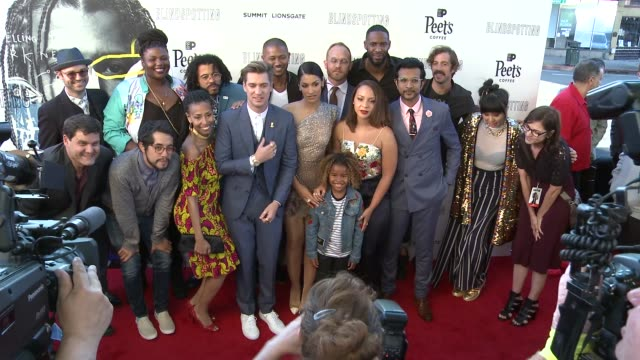 CLEAN Blindspotting Oakland Premiere at The Grand Lake Theater on July 11 2018 in Oakland California