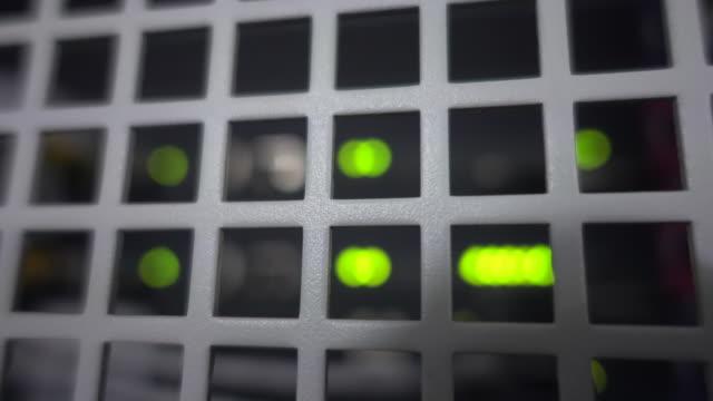 LED Blink out focus 4K