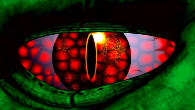 (hd1080) blinking creature eye.. - retina stock videos & royalty-free footage