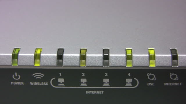 Blinzeln router (HD