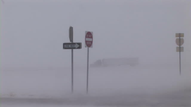 """""""Blizzard in Colorado, USA"""""""