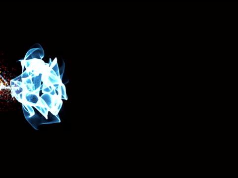 vídeos de stock e filmes b-roll de bolha esfregar azul - linha ondulada