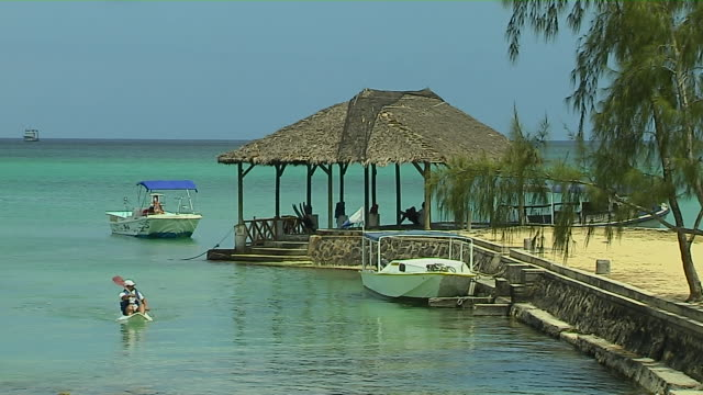 Block Shot Canoeing Port Louis Mauritius
