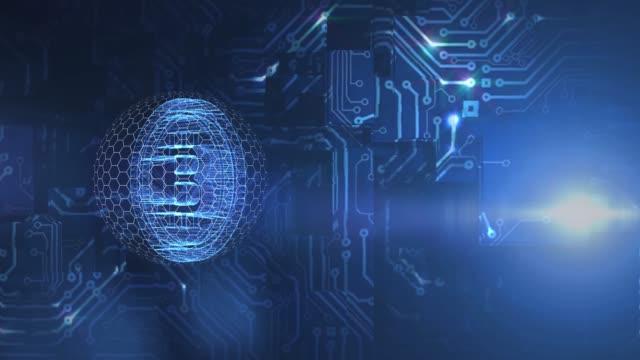 blockchain bitcoin - industrial revolution stock videos & royalty-free footage