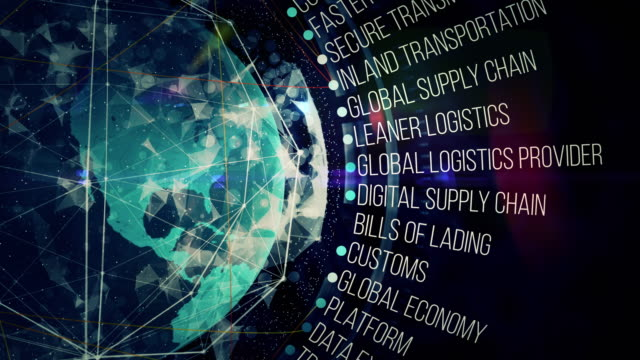 Blockchain in Shipping and Logistics Terms