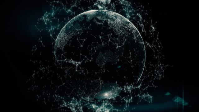 vidéos et rushes de blockchain plexus - établissement financier