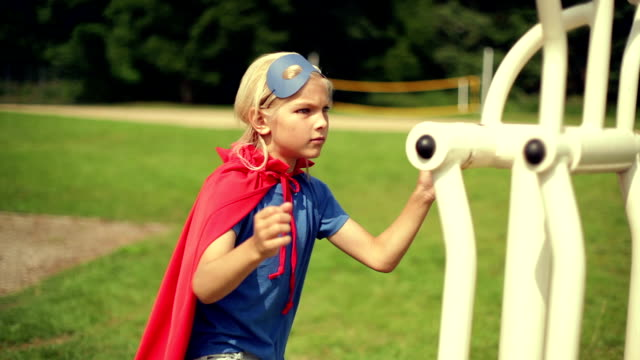 blonde superman showig off - showing off stock videos & royalty-free footage